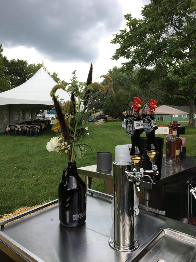 Craft Beer Kegs & Bar