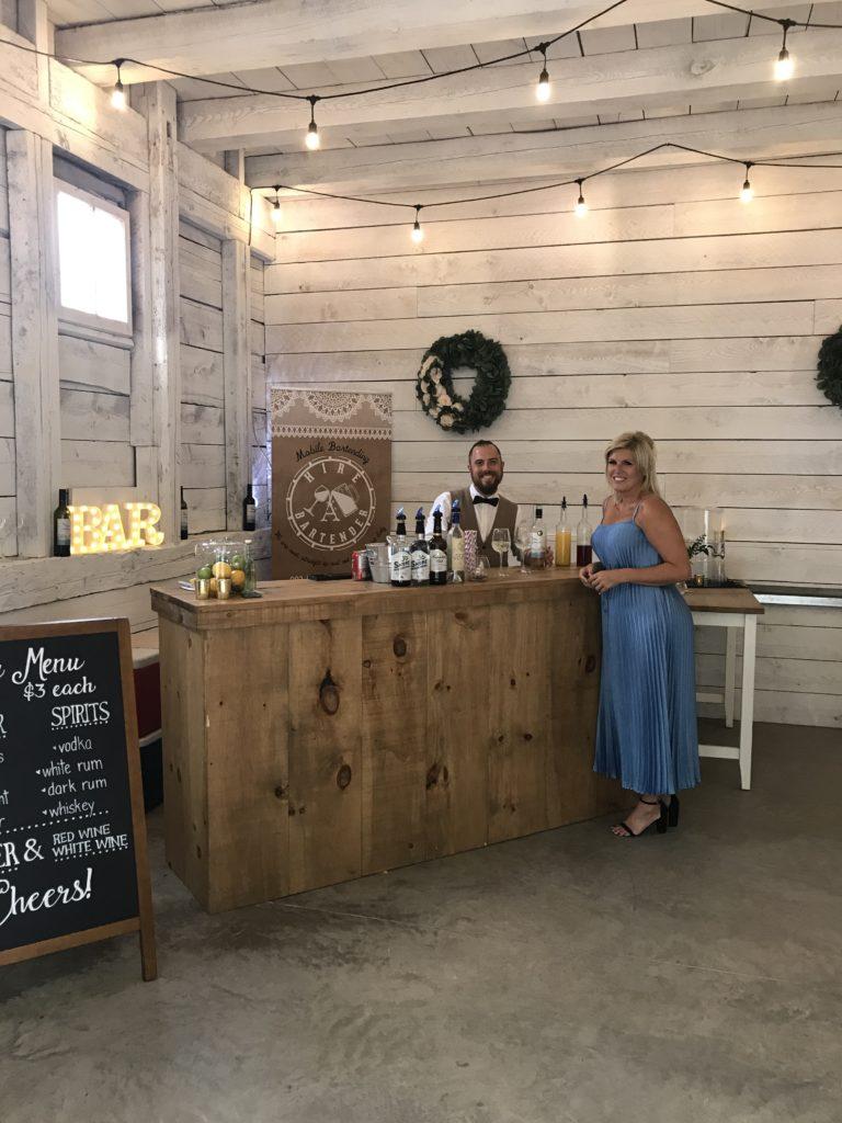 Farm at South Cove Reception
